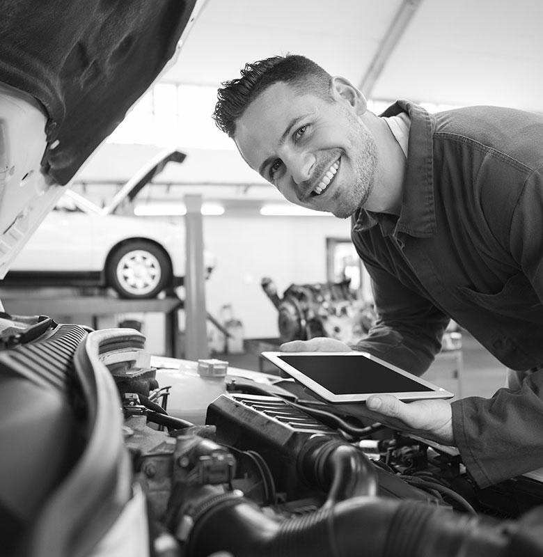 Mechaniker für Nutzfahrzeuge/Landmaschinen
